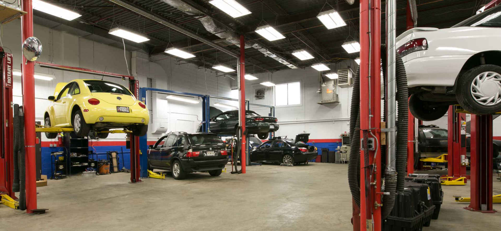 Car Workshop Near Me >> Modern Automotive Technology